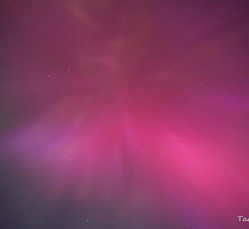 Värvipommi plahvatus