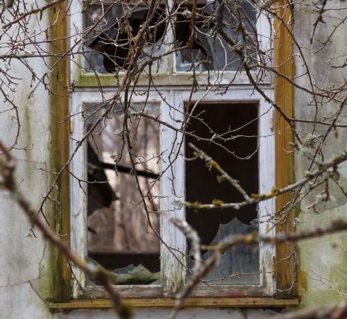 Vana aken