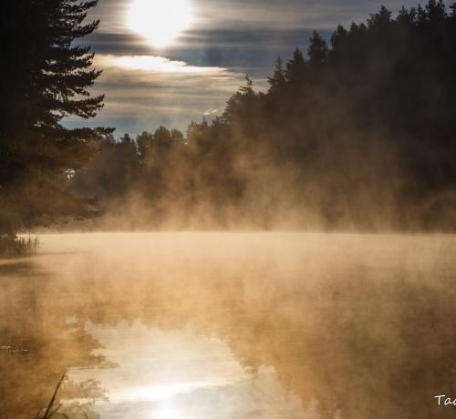 Hommikune kuumavee vann