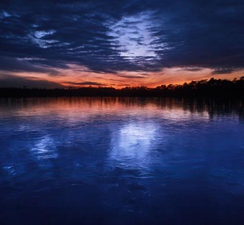 Karge ilus õhtu