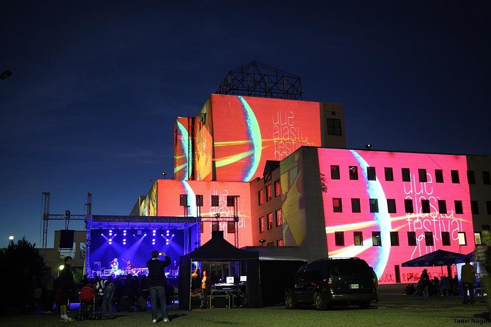 Uue ajastu Festival 2011
