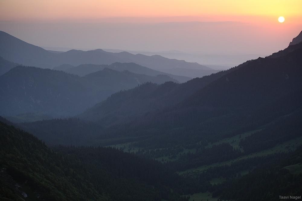 Mägede võlu
